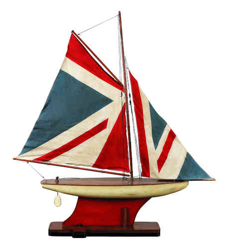 Yate, Union Jack Pond Yacht