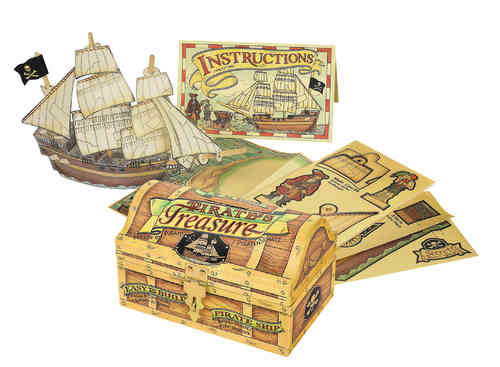 El Tesoro del Pirata, Pirate's Treasure