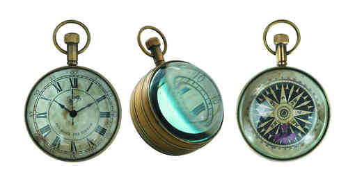 Ojo del Reloj de Tiempo, The Eye of Time Clock