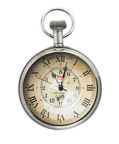 Reloj de Bolsillo de Saboya, Savoy Pocket Watch