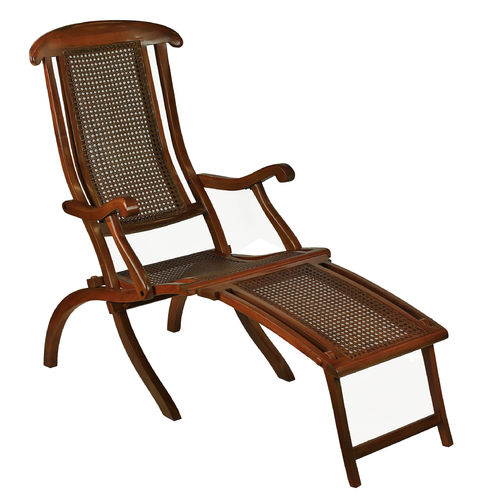 Silla, French Line Deck Chair