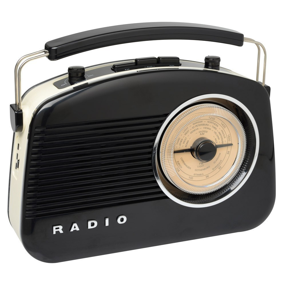 Radio Retro bluetooh