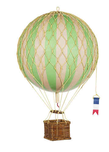 Globo Verde Travels light, True Green