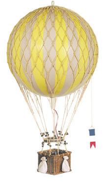 Globo Amarillo Royal Aero, True Yellow